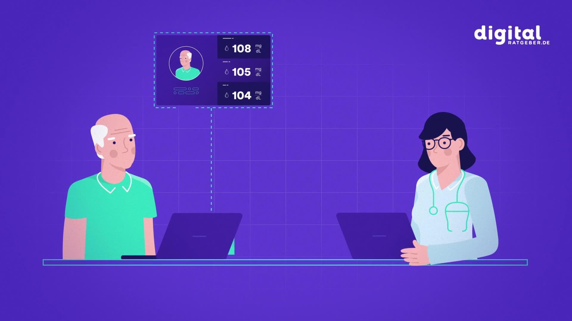 Telemedizin: Diabetes wird digital